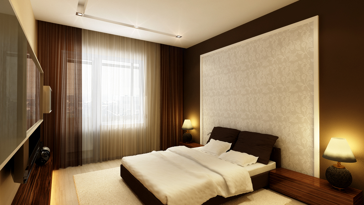 Ремонт квартир дизайн спальни