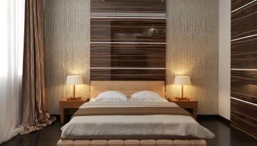 Спальня сучасна