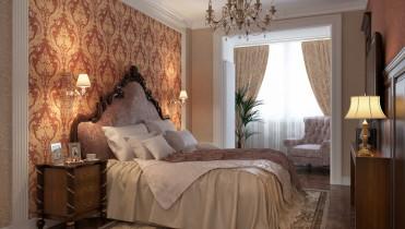 Євроремонт у спальні